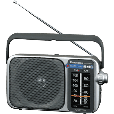 Portable Radio AM/FM