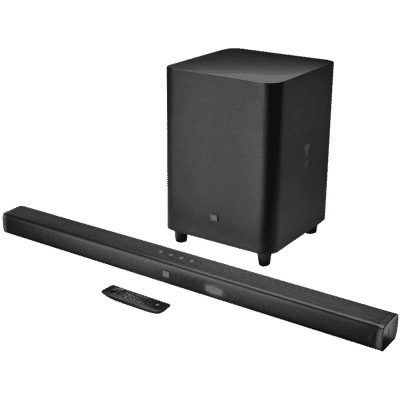 3.1ch 450W 4K Ultra HD Soundbar