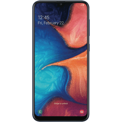 Galaxy A20 32GB Blue