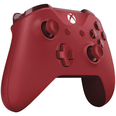 Wireless Controller Red