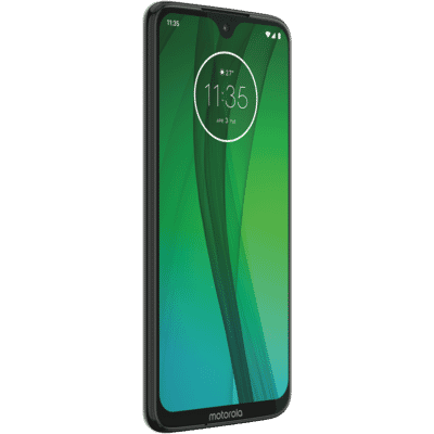 moto g7 64GB - Ceramic Black